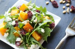 Butternut Squash Fall Salad