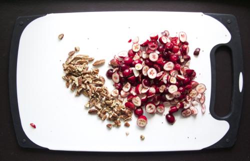 Cranberry Pecan Bread 1