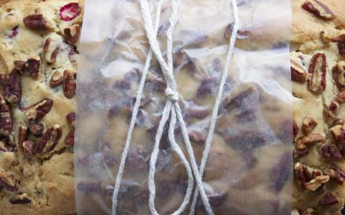 Cranberry Pecan Bread 2