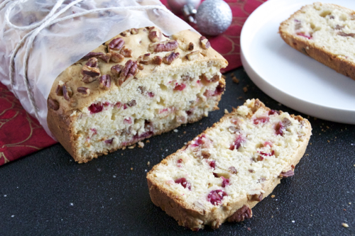 cranberry pecan bread 4