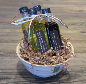 Olive Oil and Vinegar Gift Baskets by 41 Olive