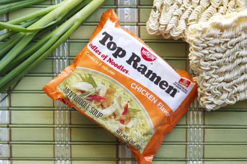 Top Ramen Noodle Stir Fry 7