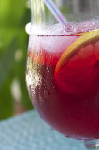 Ruby Red Ice Tea 11