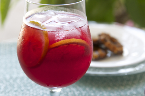 ruby red ice tea 6