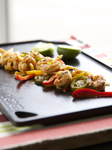 Summer Shrimp Fajita 3