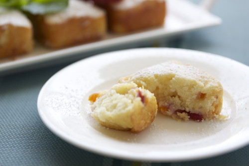 peach cakes 5