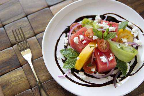 feta salad watermelon heirloom tomato and feta salad recipes heirloom ...